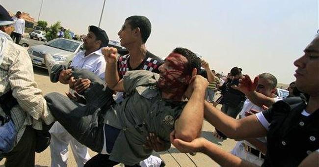 Judge halts live broadcasts of Mubarak's trial