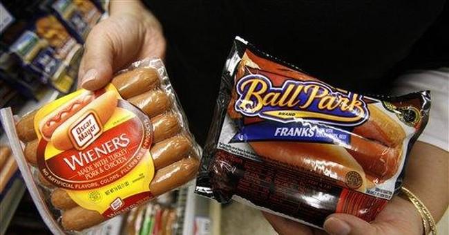 Sara Lee, Kraft argue wiener war in federal court