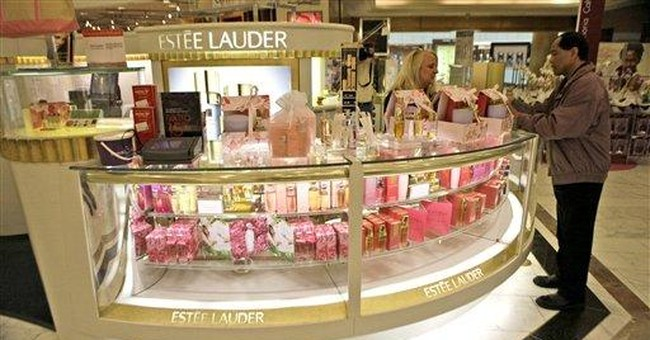 Estee Lauder 4Q up but shares fall on weak outlook