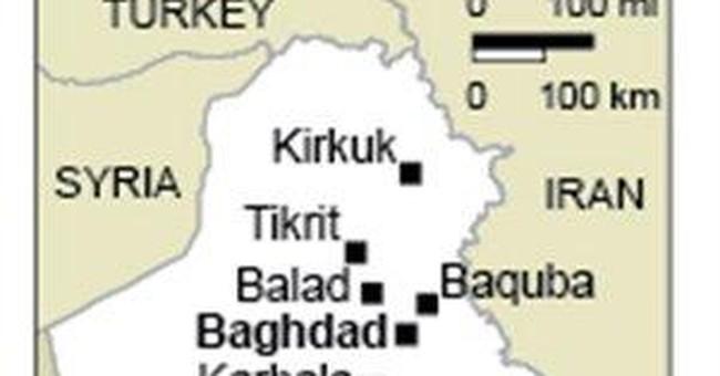 Bombs tear through 17 Iraqi cities, 63 killed