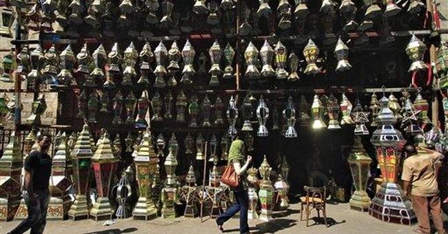 Future of Egypt's Ramadan lanterns under threat