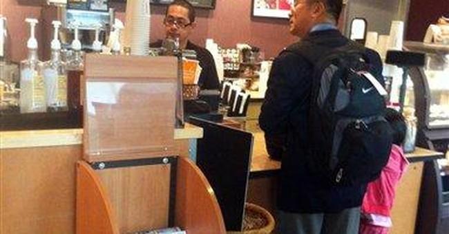 Photo of bag-carrying ambassador charms China