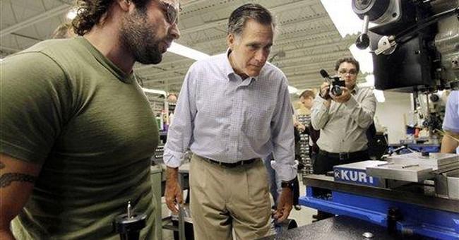 Romney: tea party good for Washington