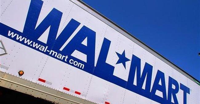Overseas strength lifts Wal-Mart 2Q profit 5.7 pct