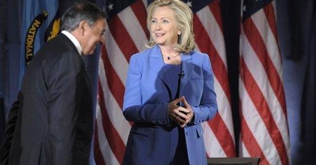 Clinton: Libya, Syria show 'smart power' at work