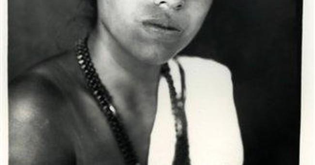 Vintage box camera portrays Mayan women