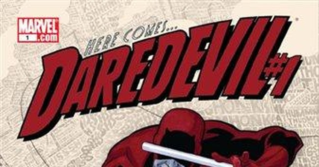 Blind hero Daredevil takes on new life with audio