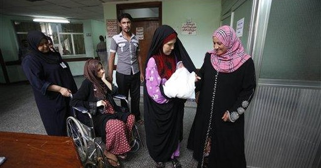 Rise in Iraqi C-sections worries doctors