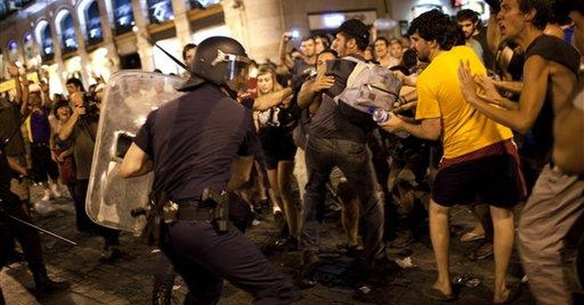 Spain: Student plotted attack on anti-Pope crowd