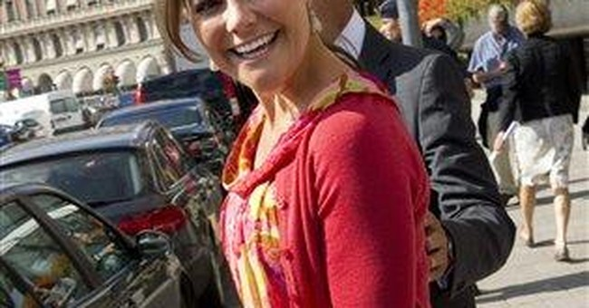 Swedish Crown Princess Victoria is pregnant