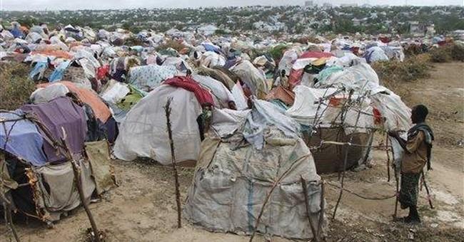 Muslim nations pledge help for Somalia