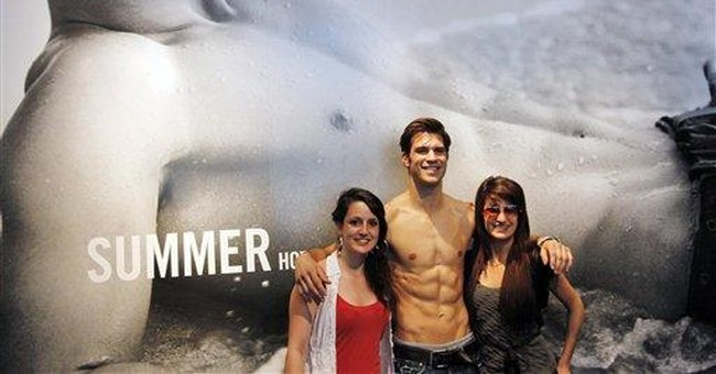 Abercrombie & Fitch 2Q net income jumps