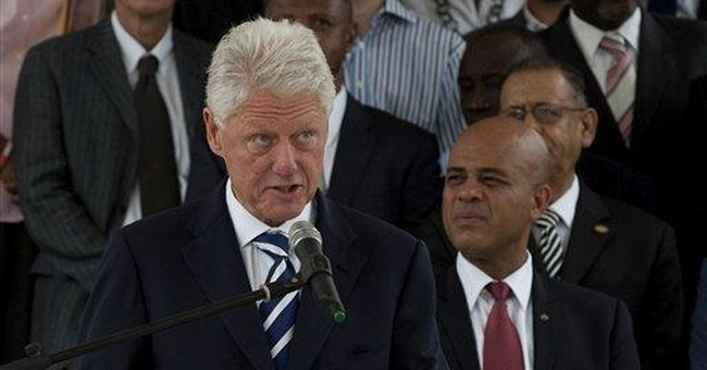 Clinton panel announces major new Haiti project