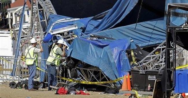 Elaborate outdoor concerts amp up safety concerns