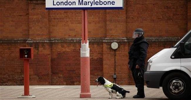 UK police don't take aim _ but critics open fire
