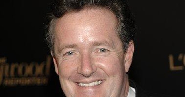 O'Donnell: Piers Morgan's questions were 'creepy'
