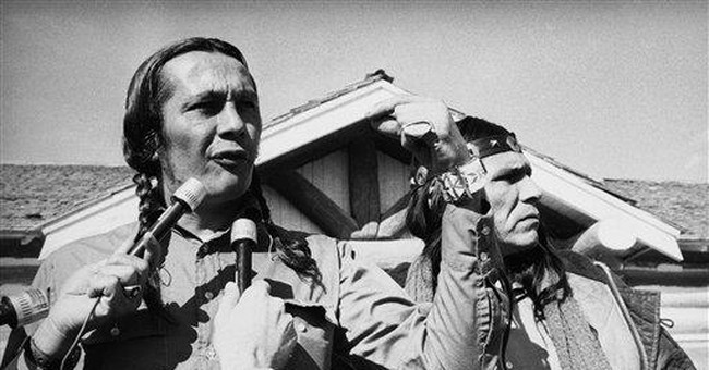 American Indian activist Means says he has cancer