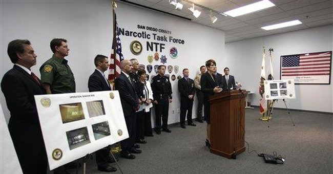Feds bust Iraqi-Mexican drug operation in Calif.