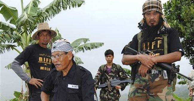 Philippine guerrilla forms new Muslim rebel group