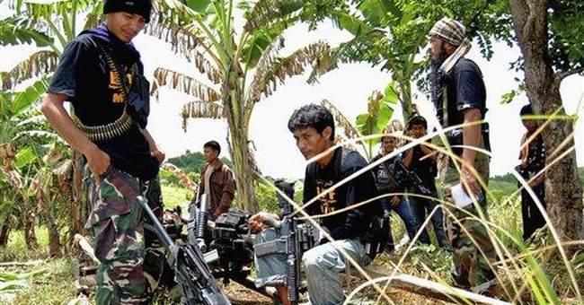 AP Interview: Filipino rebel forms splinter group