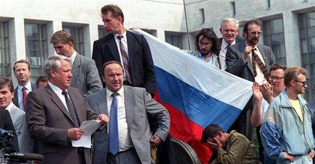 How Boris Yeltsin defeated 1991 Communist coup