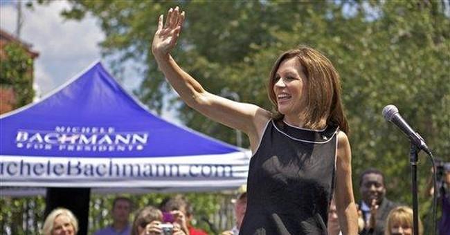 Bachmann wrapping up 3-day South Carolina trip