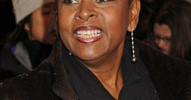 Man ticketed after hitting Robin Quivers' car