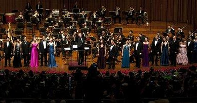 A new language for Western opera: Chinese