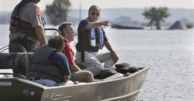 7 Missouri River govs ask for better flood control