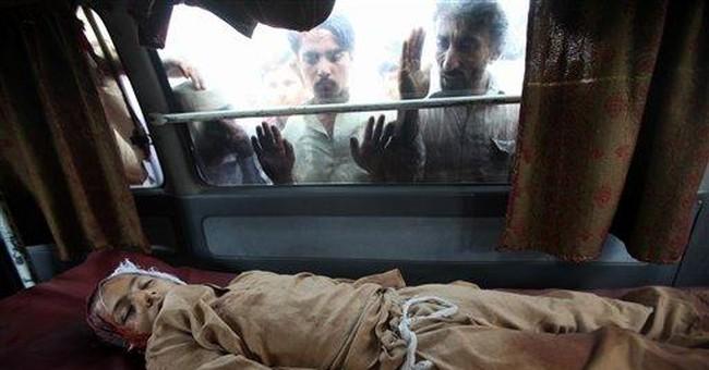 Suicide bomber kills 48 in Pakistan mosque