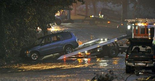 Rain, traffic, land contribute to deadly Pa. flood