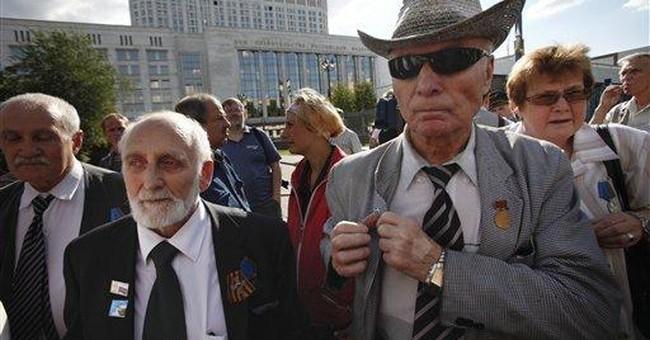 Soviet coup anniversary quietly marked in Russia