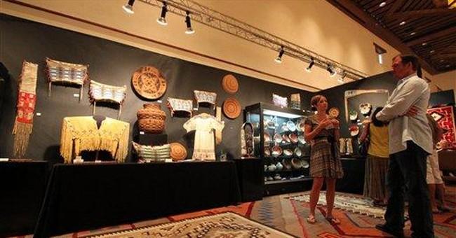 After raids, artifact dealers slowly regain trust