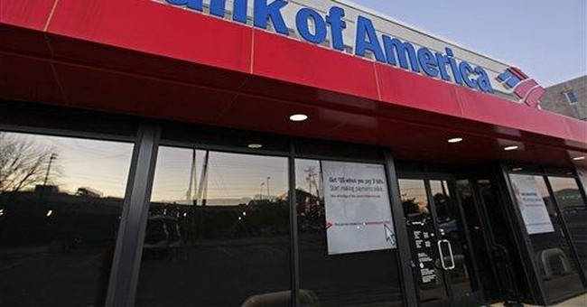 Reports: Bank of America to ax 10,000 or more jobs