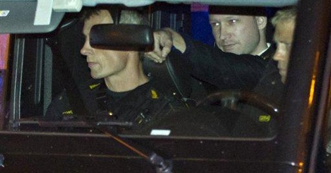 Norway killer was flagged by anti-terror operation