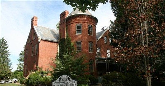 Home on site of abolitionist's hanging for sale