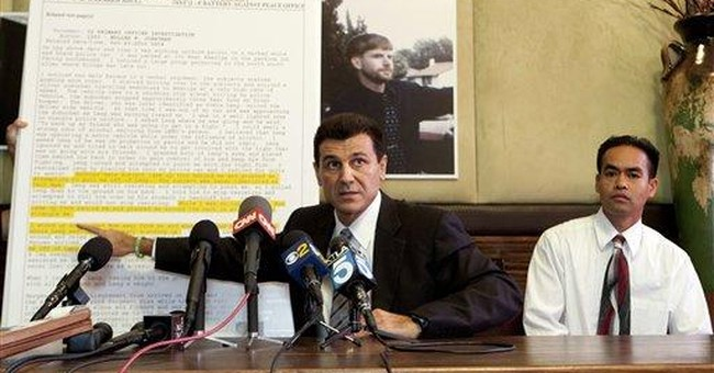 Suit to target embattled Calif. police agency
