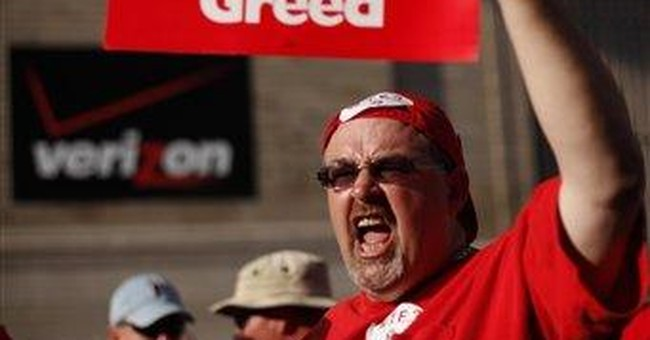 Verizon workers return to work, without a deal