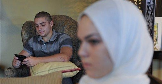 Growing up Muslim after Sept. 11 test of faith