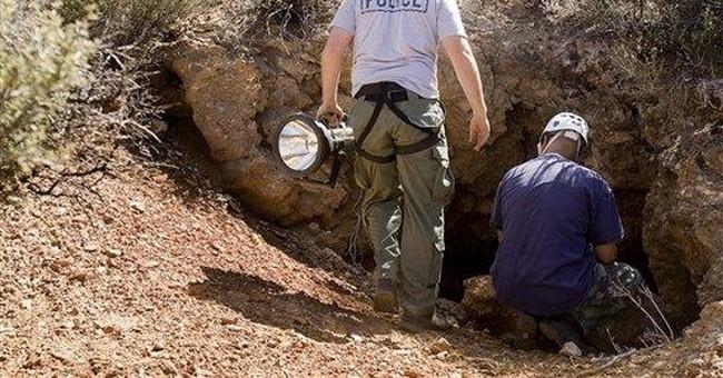 Police search Nevada desert for missing Utah mom