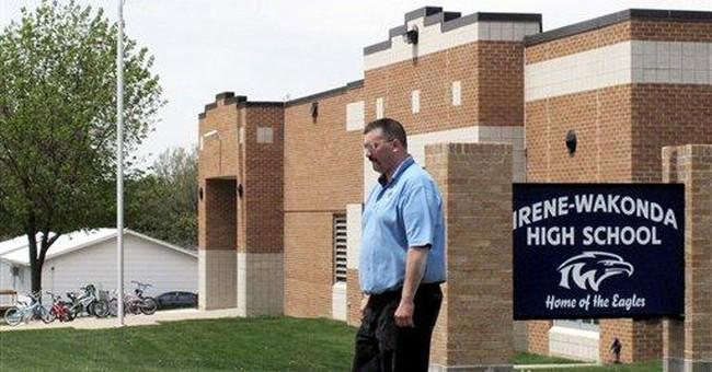 South Dakota schools cut costs with 4-day week