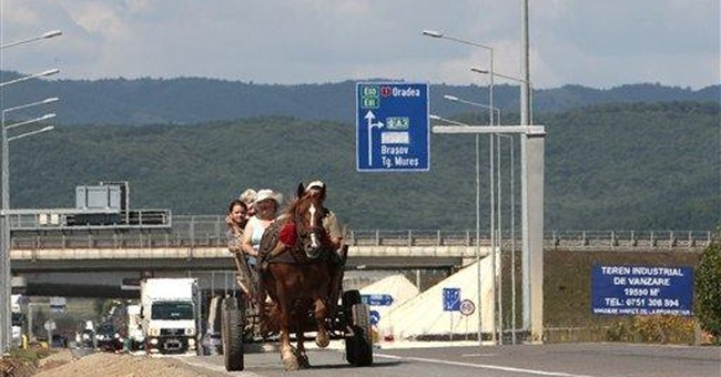 Gold mine plans divide 1 Transylvanian town