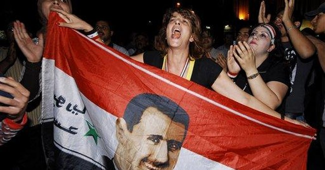 Syria hits point of no return amid broad isolation