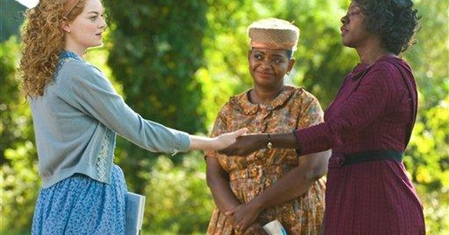 'The Help' mops up with $20M to lead weekend