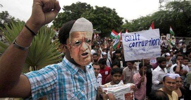 India activist says supporters override Parliament
