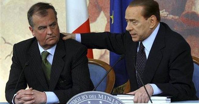 Italian politicians bicker over belt-tightening