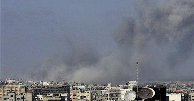 Hamas official: Gaza militants agree to cease-fire