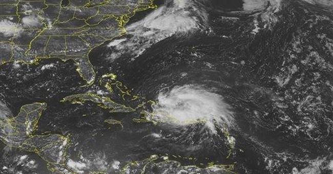 Hurricane Irene heads toward Hispaniola and US