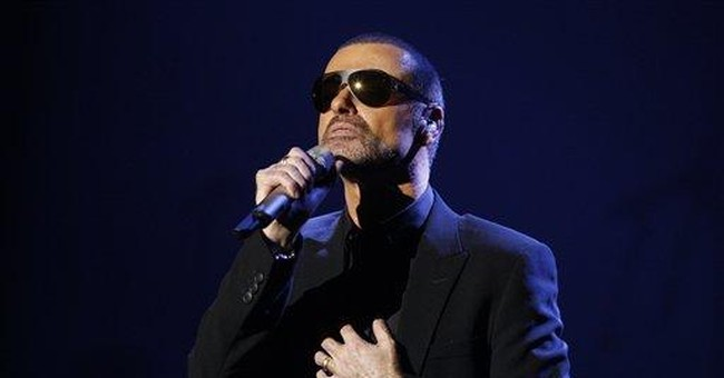 George Michael reveals separation from Kenny Goss