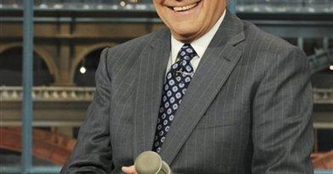 Letterman back at work after website death threat